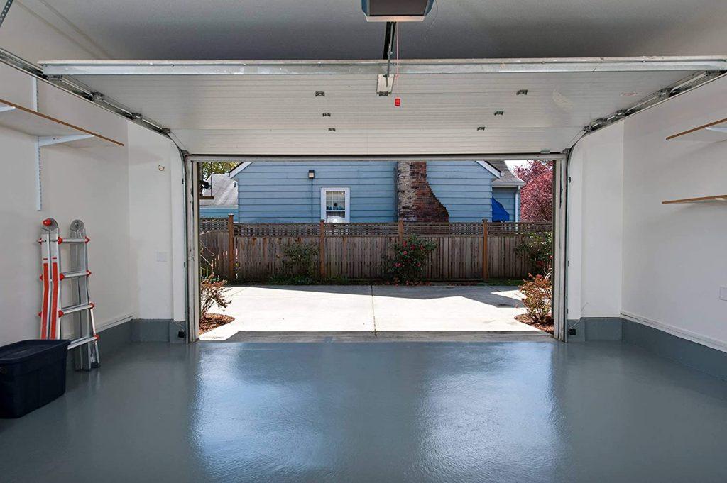 2K Epoxy Resin Garage Paint, Floor Coating Vor- und Nachteile