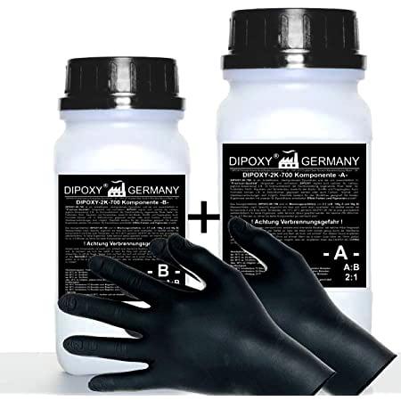 DIPOXY Epoxidharz 2K Harz test
