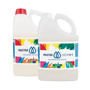 MASTERCAST 1-2-1 Epoxidharz