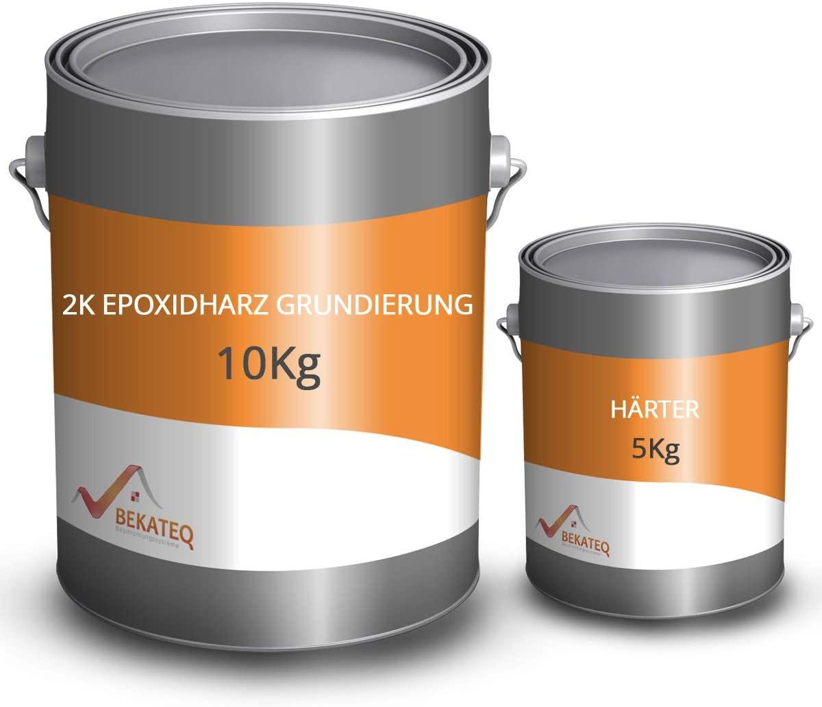 BEKATEQ 2K Grundierung BK-190EP für 2K Epoxidharz Bodenfarbe