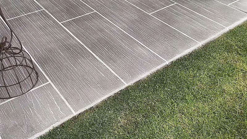 Fazit Anleitung fürs Abdichten der Terrassen mit Epoxidharz